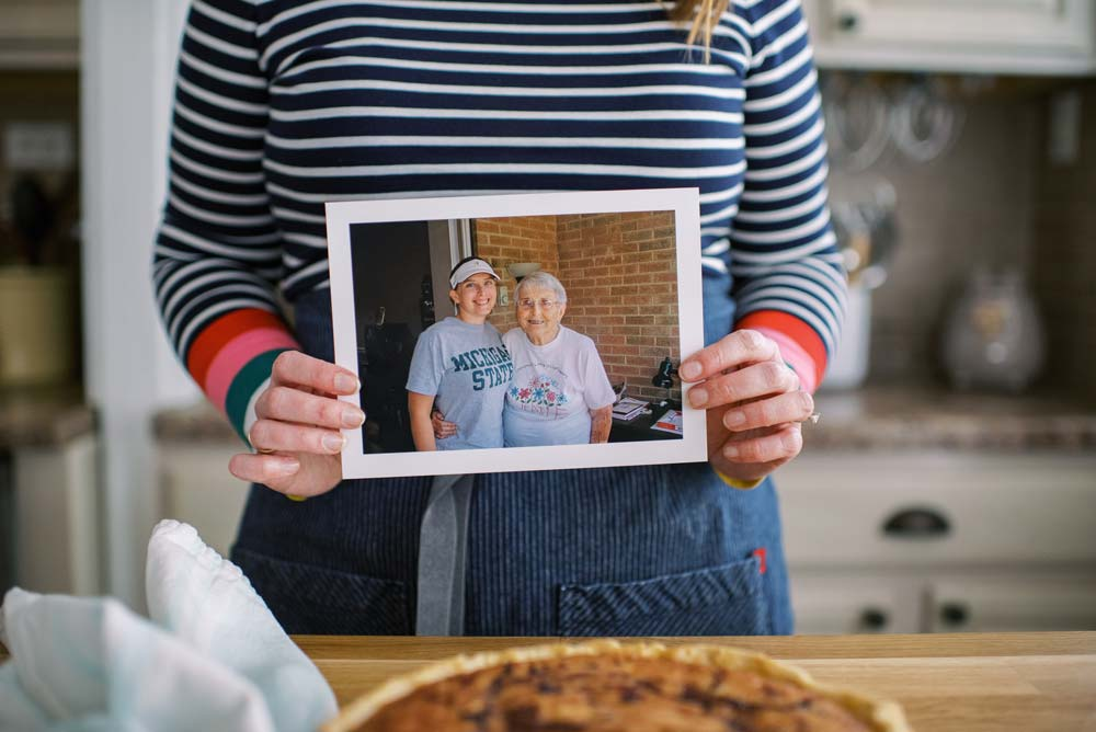 Beyond the Butter About Page | Image © Addie Eshelman Photography